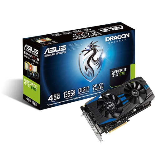 DRAGON GTX970-DC2T-4GD5