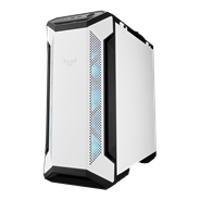 TUF Gaming GT501 White Edition