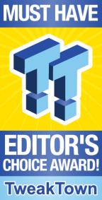 TweakTown Editor's Choice