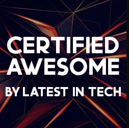 CERTIFIED AWESOME