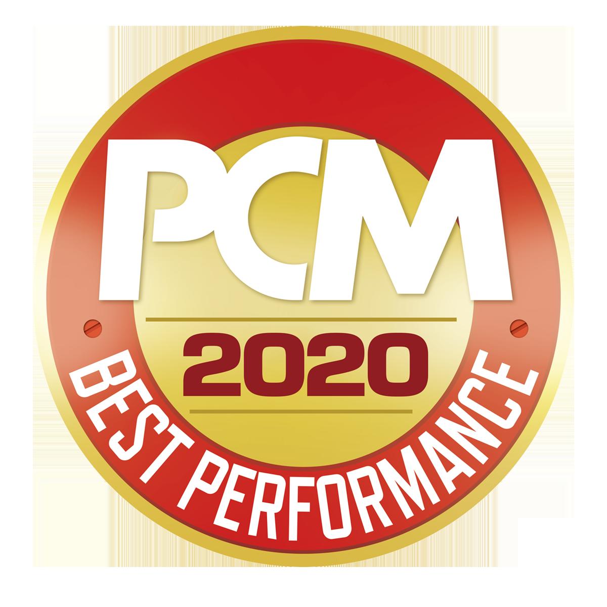 PCM Best Performance 2020
