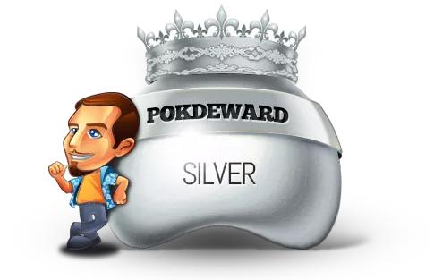 Pokde Award Silver