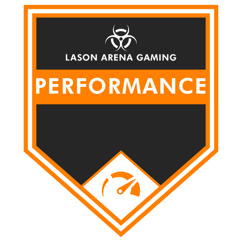 Lason Arena Gaming Performance Award