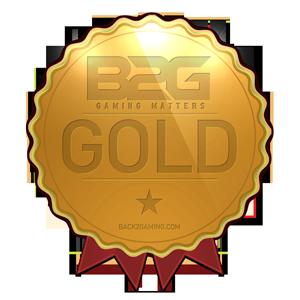 B2G Gold Award