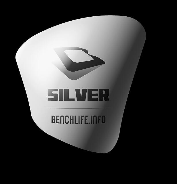 BENCHLIFE Silver