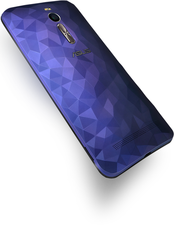 Zenfone2 Deluxe Illusion Blue